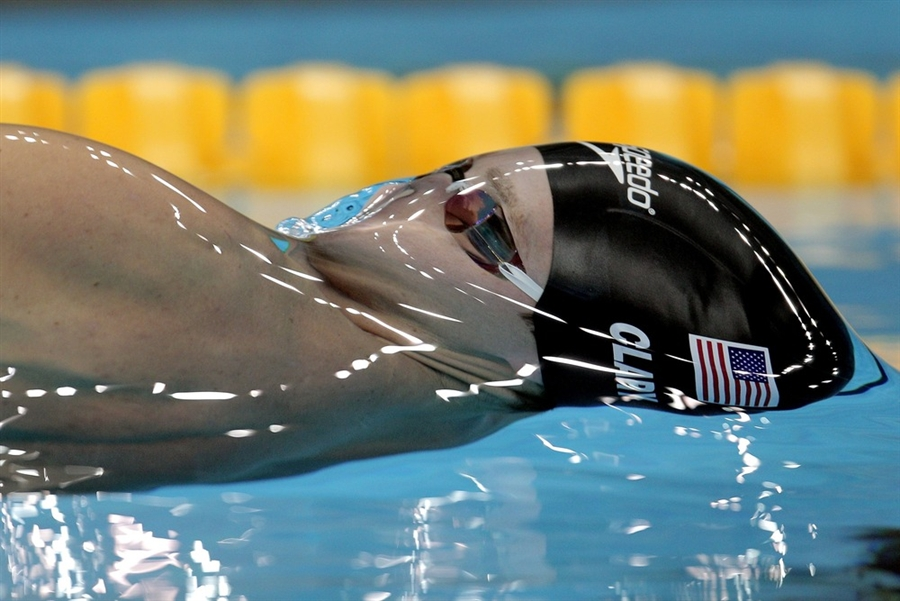 Surface Tension and Swimmer