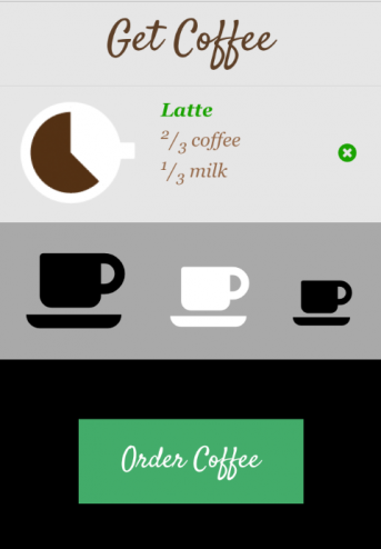 GetCoffee Interface-3