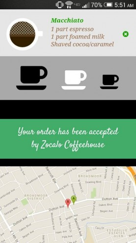 GetCoffee Interface-2